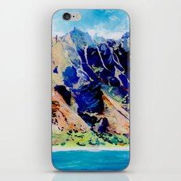 Na Pali Coast iPhone Skin