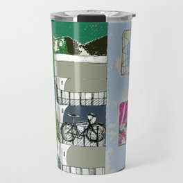 Downtown Living Travel Mug