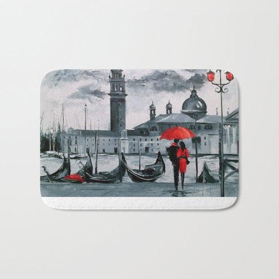 Romantic Venice Bath Mat