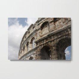 amphitheatre Metal Print