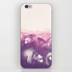 Wild Mountains iPhone & iPod Skin