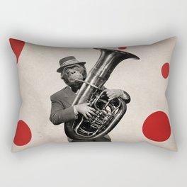 Anthropomorphic N°3 Rectangular Pillow