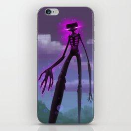 Enderman iPhone Skin