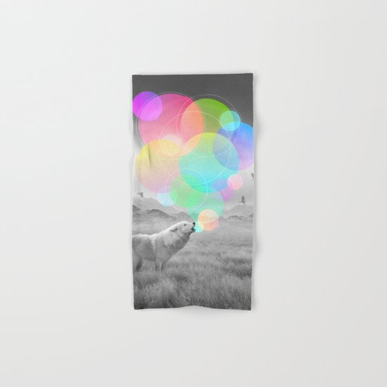 The Echoes of Silence Hand & Bath Towel