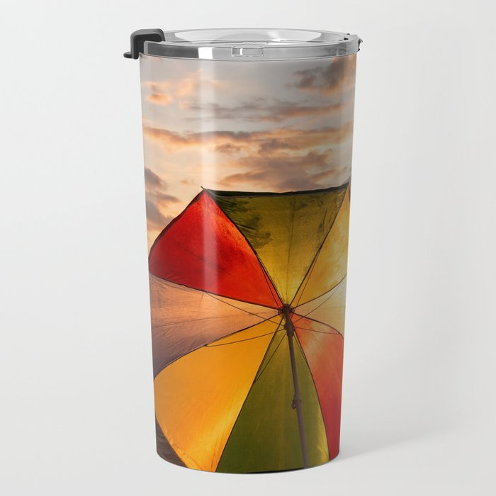 Summer Fun Travel Mug
