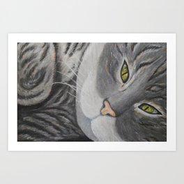 LuLu-Belle Art Print