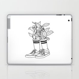 Where have all the flowers gone? Laptop & iPad Skin