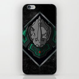 Beast Warrior iPhone Skin