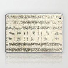The Shining Laptop & iPad Skin