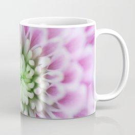 Bright Pink Chrysanthemum Coffee Mug