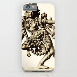 Hindu Kali 22 iPhone Case