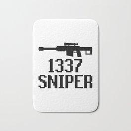 1337 SNIPER Bath Mat