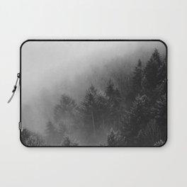 Misty Forest II Laptop Sleeve