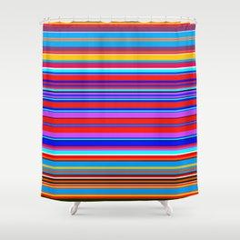 Stripes-001 Shower Curtain