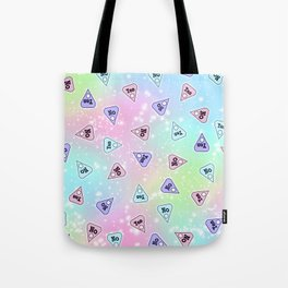 YES OR NO - Pastel Tote Bag