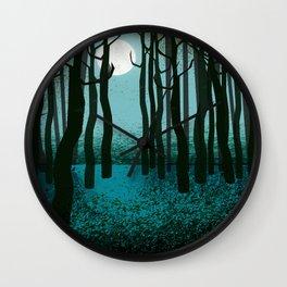 Transfigured Night - Verklarte Nacht  - Schoenberg Wall Clock
