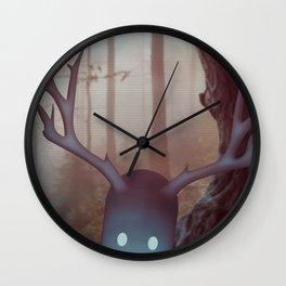 u o m o n e r o Wall Clock