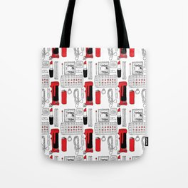 Bag Contents Tote Bag