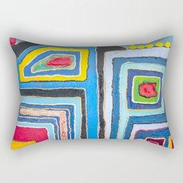 Urban Happiness Rectangular Pillow