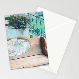 Leavenworth Bench Stationery Cards
