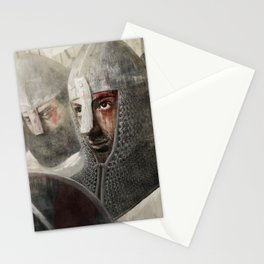 The Crusader Stationery Cards