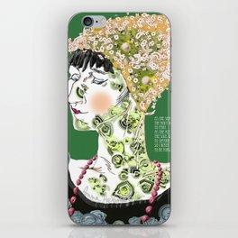 Anna Achmatova iPhone Skin