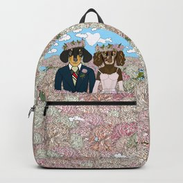 Dachshund Lovers - Honeymoon Backpack