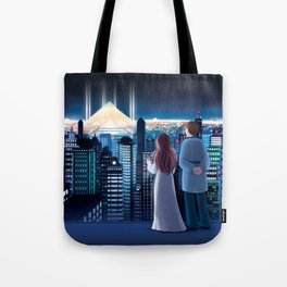The Ancient Chronicle Cover Tote Bag