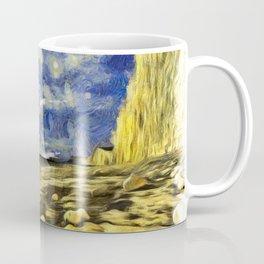 Birling Gap And Seven Sisters Van Goth Coffee Mug