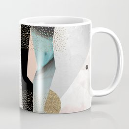 GEOMETRIC SHAPES 03 Coffee Mug