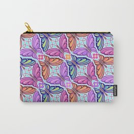 Bountiful Butterflies Carry-All Pouch