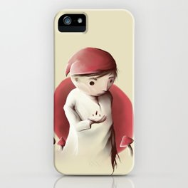 Jimmy and the sleeping pills nigthmare iPhone Case