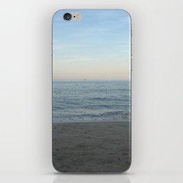 New England Beach iPhone Skin