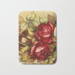 Frank, L. - Emma V. Catalogue 1921 - Red Roses Bath Mat