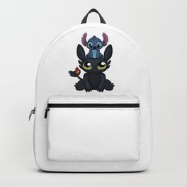 Can I Sit Here Backpack