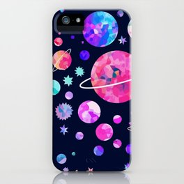 From outer space iPhone Case