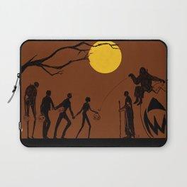 Rogue Halloween Laptop Sleeve