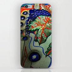 my first free standing fruit 2 iPhone & iPod Skin