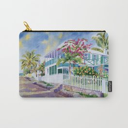 Island Inn Carry-All Pouch