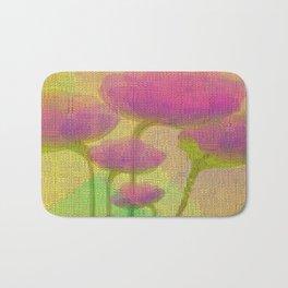 Bright Spring Blossoms  Bath Mat