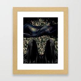 Stellar Yeller Framed Art Print