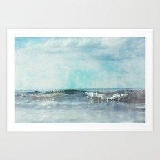 Ocean 2236 Art Print