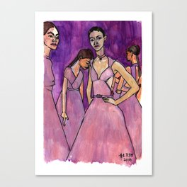 CDI Canvas Print