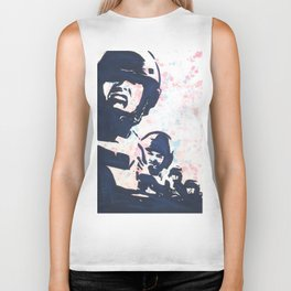 C'mon, you apes, you wanna live forever?! Biker Tank