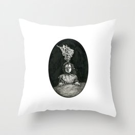 Seance Throw Pillow