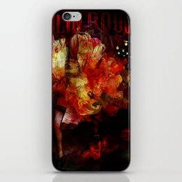 French cancan iPhone Skin