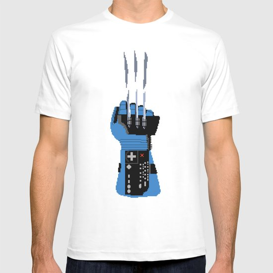 Power Glove Love: Wolverine T-shirt