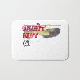 Fruit & Nut Bath Mat