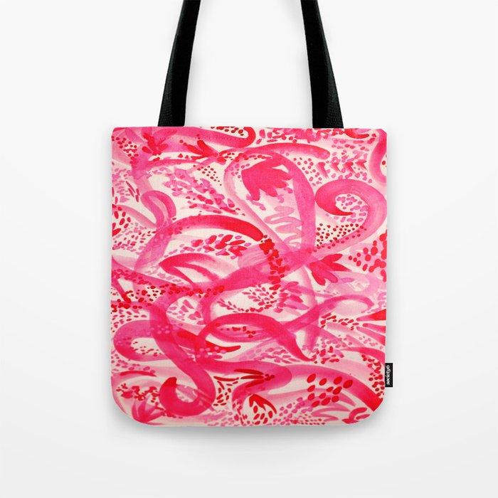 Pink Spirit Tote Bag