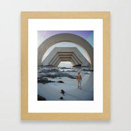 TAR Framed Art Print